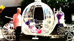 Cinderella Carriage – 6 seat